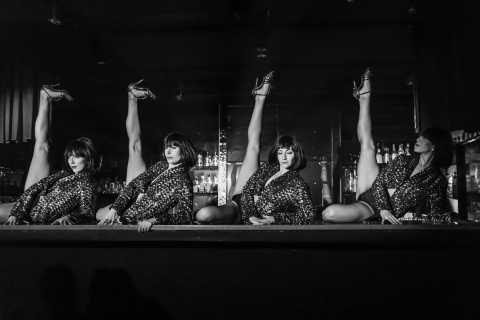 Buenos Aires: Rojo Tango Show with Optional Dinner