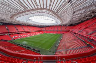 Bilbao: Stadiontour im San Mamés & Athletic Club Museoa