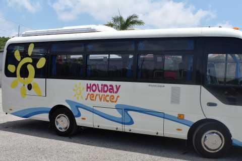 Montego Bay: MBJ Airport Tranfers to All Hotels Islandwide