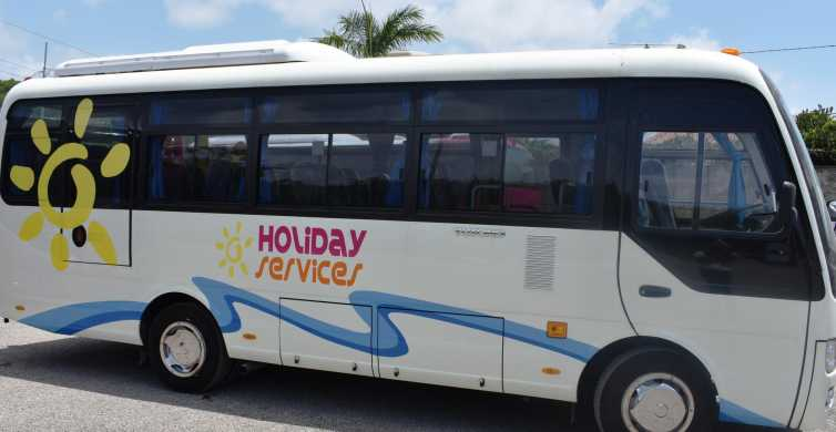 Montego Bay: Traslados do Aeroporto MBJ p/ Hotéis na Ilha