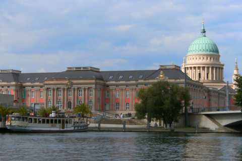 From Berlin: Potsdam & Sanssouci City of German Kings Tour