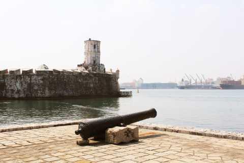 From Veracruz: San Juan de Ulua Prison Tour