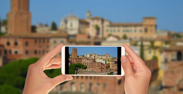 Roma: Mercados de Trajano e fóruns imperiais Excursão privada ao museu