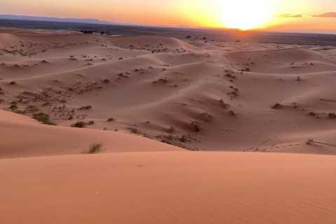 From Marrakech: 4-Day Sahara Desert Discovery Tour