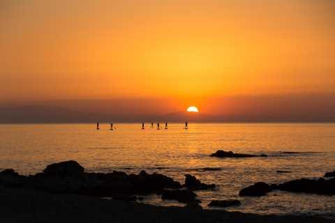 Rhodes: Sunrise Paddle & Yoga