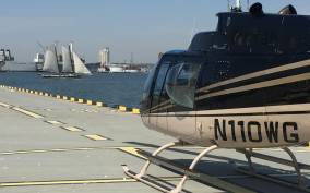 Baltimore: Charm City Helicopter Tour
