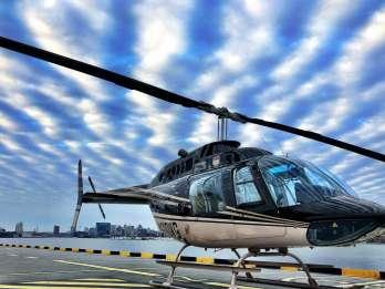 Baltimore: 15-minütige Hubschraubertour
