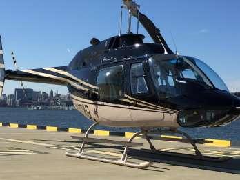 Baltimore: Hubschraubertour Baltimore & Annapolis Skyway