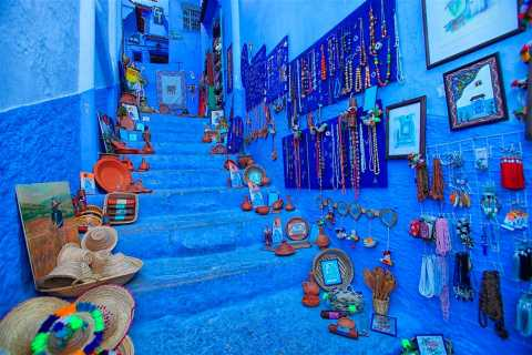 From Malaga: Private Tour of Chefchaouen