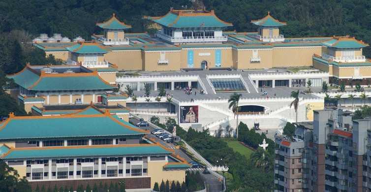 Taipei: National Palace Museum E-Ticket