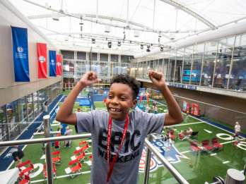 Atlanta: All-Access-Pass für die College Football Hall of Fame