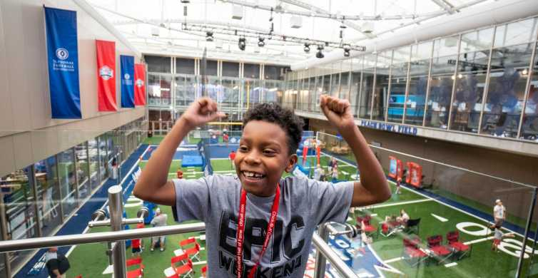 Atlanta: College Football Hall of Fame All-Access Pass