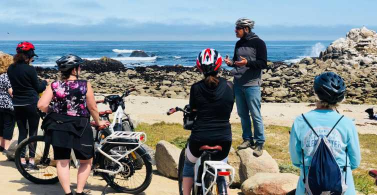 Monterey: 17-Mile Drive Guided E-Bike Tour