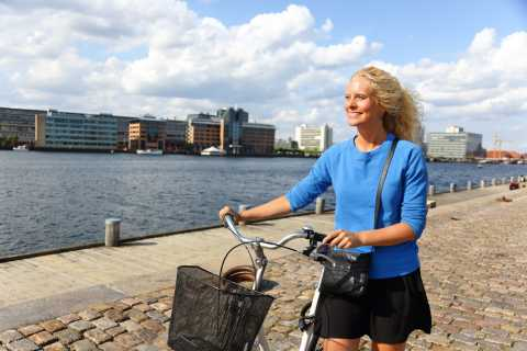 Copenhagen: tour in bicicletta culinaria di 3 ore