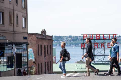 Seattle: Pike Place Market Chef-Guided Food Tour