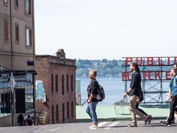 Seattle: Pike Place Market Chefkoch-geführte Tour