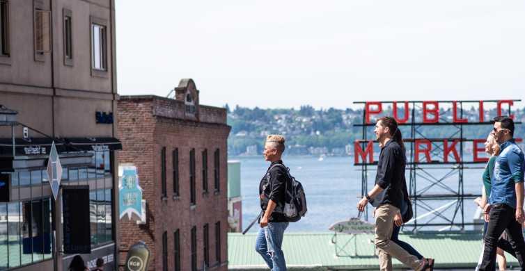 Seattle: Excursão gastronômica guiada pelo Chef Pike Place Market