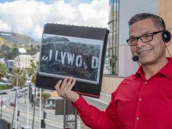 Hollywood: 75-minütiger Blick hinter die Kulissen