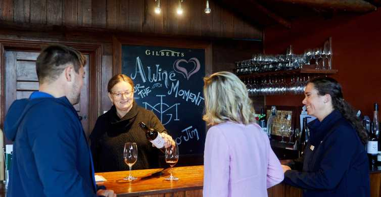From Albany: Mount Barker Wine Tasting Day Tour