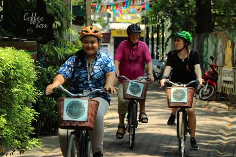 Chiang Mai: Half-Day Old Town Cycling Tour