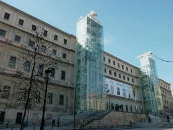 Madrid: Einlass ohne Anstehen zum Museo Reina Sofía