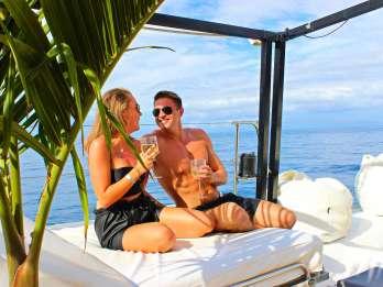 Gran Canaria: Luxus-Katamarantour mit Premium-Buffet