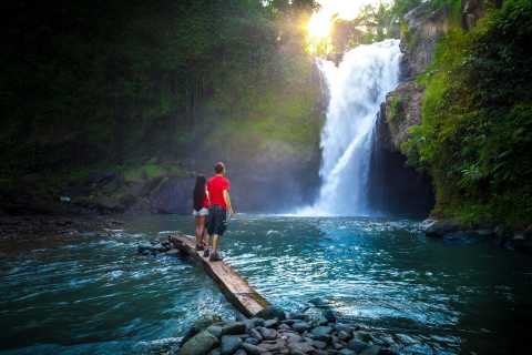 Bali: Hidden Canyon, Waterfall & Temples Small Group Tour