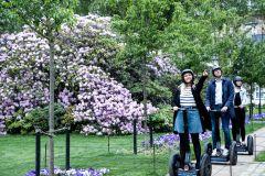 Copenhague: Excursão guiada de Segway com comentário ao vivo