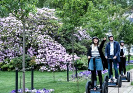 What to do in Copenhagen - Copenhagen: Guided Segway Tour with Live Commentary
