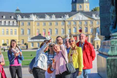 Karlsruhe: Guided City History & Culture Walking Tour