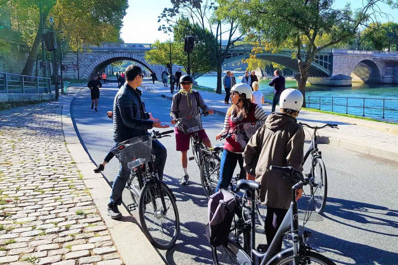 Paris: Fahrradtour zu versteckten Ecken und Winkeln