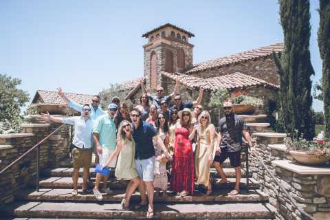Temecula: All-Inclusive Wine Tasting Tour with Lunch