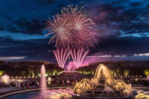 Château de Versailles: Saturday Night Fountains Show