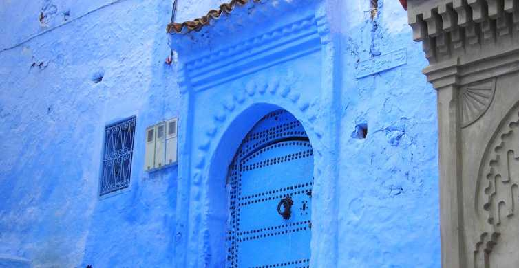 Tangier: Private Full-Day Chefchaouen Tour