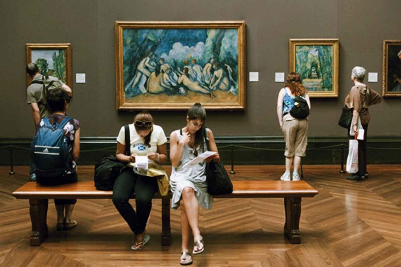 London: Führung durch die National Gallery