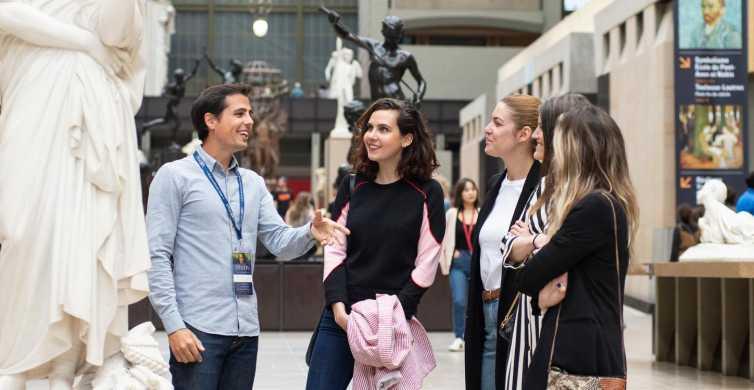Paris: Louvre and Musée d'Orsay Skip-the-Ticket-Line Tour