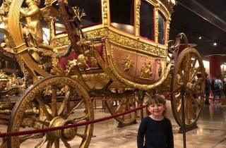 Rom: Kinderfreundliche Vatikanische Museen Tour mit dem Papamobil