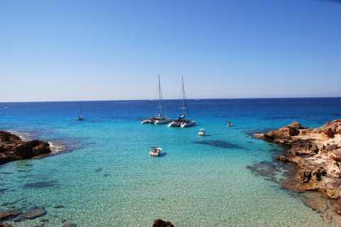 Palma di Maiorca: crociera di 5 ore in catamarano