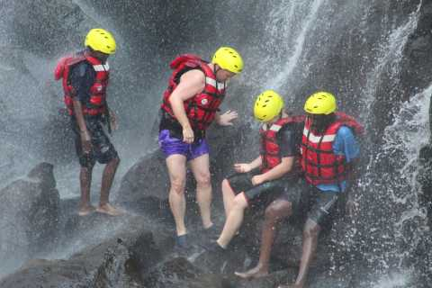 From Livingstone: Rafting with a Swim Under Victoria Falls