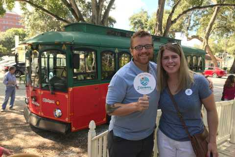 Sarasota: 90-Minute Narrated City Sightseeing Trolley Tour