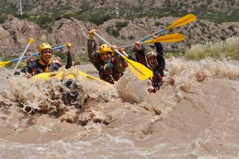Mendoza: 12-KM River Rafting Tour in the Andes