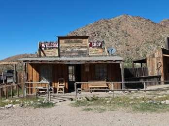 Ab Las Vegas: Grand Canyon Western Ranch Erlebnis