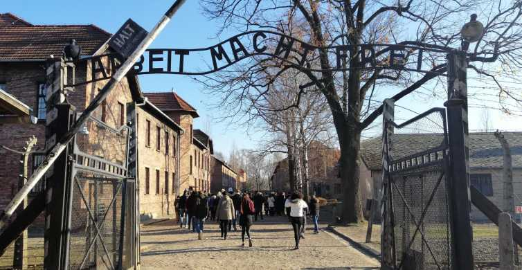 From Warsaw: Auschwitz-Birkenau and Krakow Private Day Trip