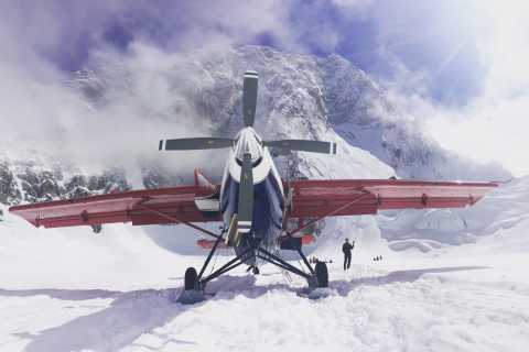Talkeetna: Mountain Voyager with Optional Glacier Landing