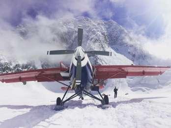 Talkeetna: Mountain Voyager mit optionaler Gletscherlandung