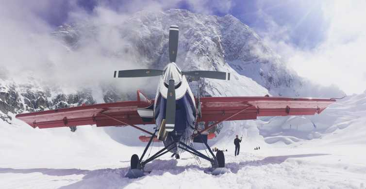Talkeetna: Mountain Voyager with Optional Glacier Landing