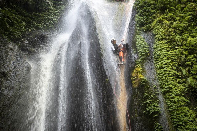 Bali Canyoning: Shakti Canyon Full Day