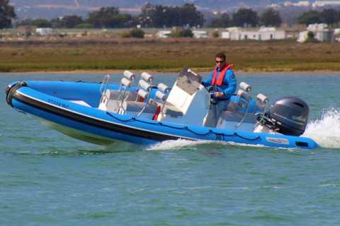 Faro: Speed Boat Tour