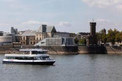 Colônia: cruzeiro turístico de 3 horas pelo porto