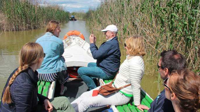 Valencia: Albufera Jeep and Boat Tour